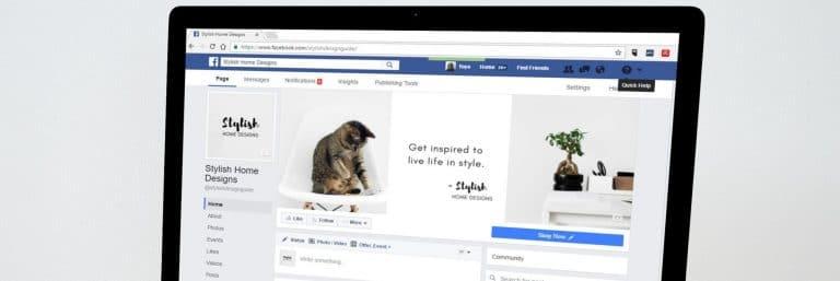 דיגיטל בוסט ניהול עמוד פייסבוק
